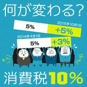 インフォグラフィックス:消費税5%増税を考えるインフォグラフィック